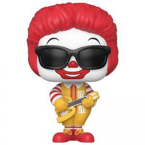 McDonalds Rock Out Ronald Funko Pop! Vinyl Figure
