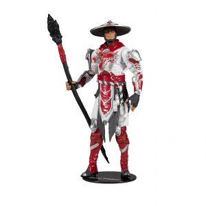 McFarlane Mortal Kombat 4 7 Figures – Raiden – Bloody Action Figure