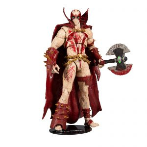 McFarlane Mortal Kombat 4 7 Figures – Spawn – Bloody Action Figure