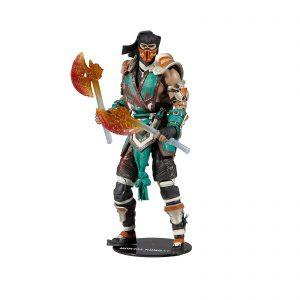 McFarlane Mortal Kombat 4 7 Figures – Sub Zero – Bloody Action Figure