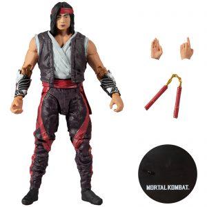 McFarlane Mortal Kombat 7 Inch Action Figure – Liu Kang
