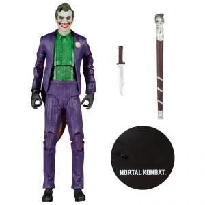 McFarlane Mortal Kombat 7 Inch Action Figure – The Joker