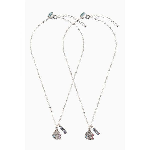 Me To You Best Friends Pendant Necklace Set