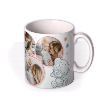 Me To You Tattty Teddy Mummy Photo Upload Valentines Day Mug by Moonpig, Gift Set - Delivery Available