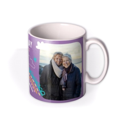 Me To You Tattty Teddy Valentines Day LGBTQ+ Photo Upload Mug by Moonpig, Gift Set - Delivery Available