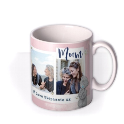 Me To You Tatty Teddy Mother's Day Mug by Moonpig - Multi Photo Upload Gift Set By Delivery Available
