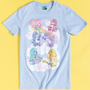 Men's Care Bears Sweet Treats Clouds T-Shirt