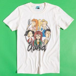 Men's Daria Group Ecru T-Shirt