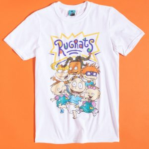 Men's Nickelodeon Rugrats White T-Shirt