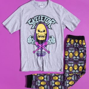 Men's Skeletor Masters Of The Universe Pyjamas