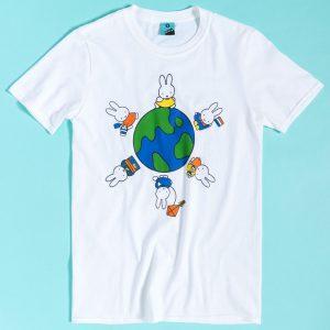 Miffy World White T-Shirt