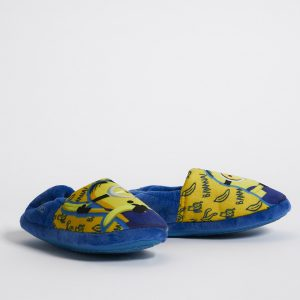 Minions Blue Slippers – 4 Infant