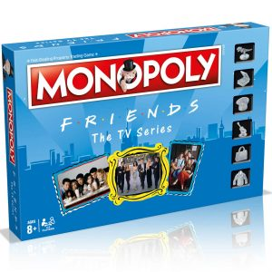 Monopoly Board Game – Friends Edition
