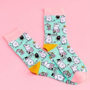 Moomin Family Socks