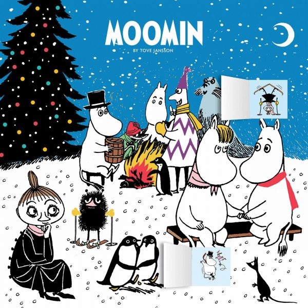 Moomin by the Fire Advent Calendar