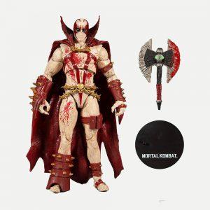 Mortal Kombat 4 Spawn Bloody 7″ Action Figure