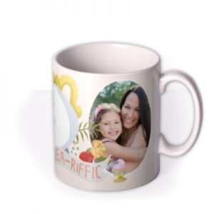 Mother's Day Mug By Moonpig – Disney Beauty And The Beast Chip Photo Upload Gift Set By Delivery Available
