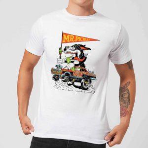 Mr Pickles Drag Race Men's T-Shirt – White – S – White