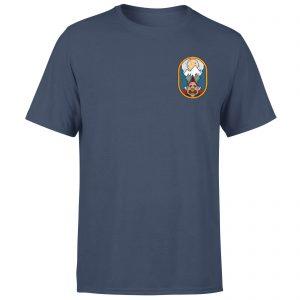Mr. Potato Head Escape To Nature Men's T-Shirt – Navy – XS