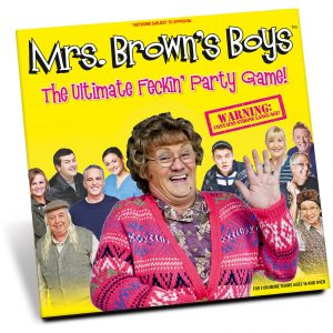 Mrs Brown's Boys Party Game – 'Feck' Version
