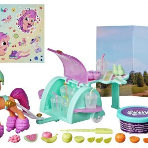 My Little Pony: A New Generation Story Scenes