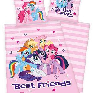 My Little Pony Best Friends Single Duvet Cover Set – European Size