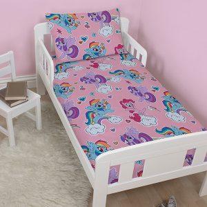 My Little Pony Cupcake Junior Toddler Duvet Cover & Pillowcase Set