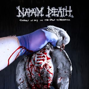Napalm Death Throes Of Joy In The Jaws Of Defeatism CD Multicolor