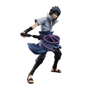 Naruto Shippuden G.E.M. Series PVC Figure – Sasuke Uchiha