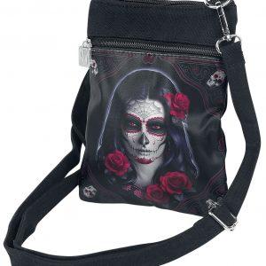 Nemesis Now Sugar Skull Shoulder Bag Multicolor