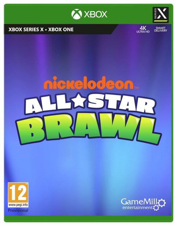 Nickelodeon All Star Brawl Xbox Series X Game Pre-Order
