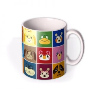 Nintendo Animal Crossing Birthday Mug By Moonpig, Gift Set – Delivery Available