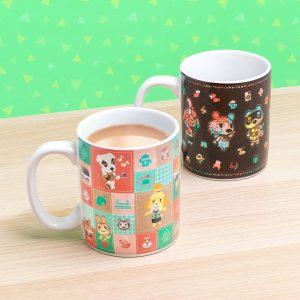 Nintendo Animal Crossing Heat Changing Mug