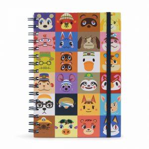 Nintendo Animal Crossing, New Horizons A5 Notebook