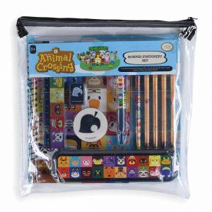 Nintendo Animal Crossing, New Horizons Stationery Set