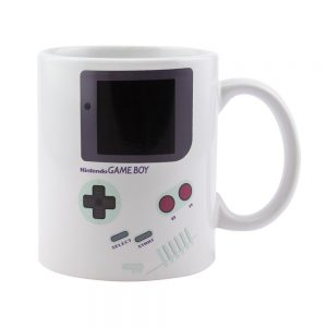 Nintendo Game Boy Heat Change Mug By Moonpig, Gift Set – Delivery Available