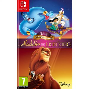 Nintendo Switch: Disney Classic Games Aladdin And The Lion King