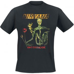 Nirvana Reformant Incesticide T-Shirt Black