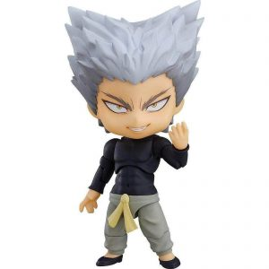 One-Punch Man Garo Nendoroid Action Figure (Super Movable Edition)