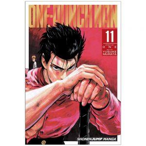One-Punch Man: Volume 11