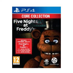 PS4: Five Nights At Freddys – Core Collection