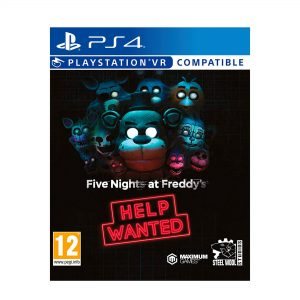 PS4: Five Nights At Freddys – Help Wanted