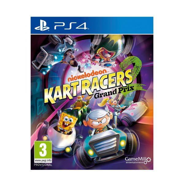 PS4: Nickelodeon Kart Racers 2: Grand Prix