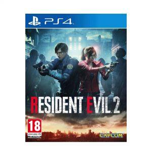 PS4: Resident Evil 2 Remake