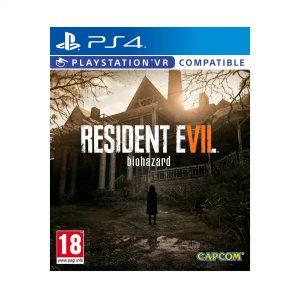 PS4: Resident Evil 7: Biohazard