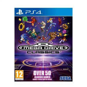 PS4: Sega Mega Drive Classics Game