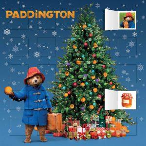 Paddington Bear Christmas Tree Advent