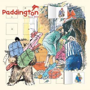 Paddington Bear Classic Advent Calendar