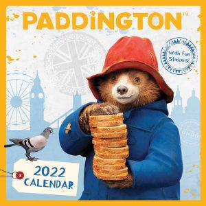 Paddington Bear Official Movie Calendar 2022