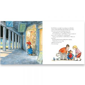 Paddington Bear: The Original Adventure Gift Set By Moonpig – Delivery Available